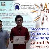 AMY Awards grand prize winner 2016