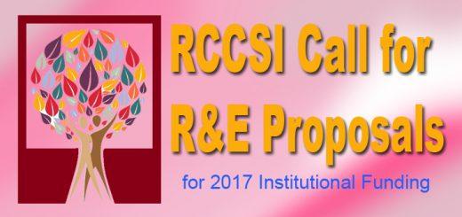 RCCSI call for proposals