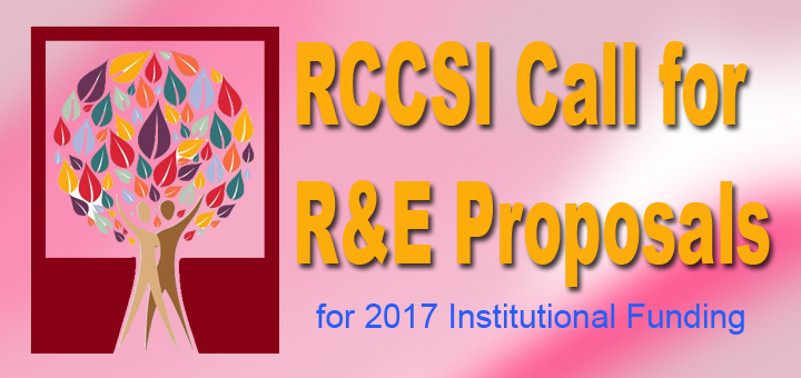 RCCSI call for proposals