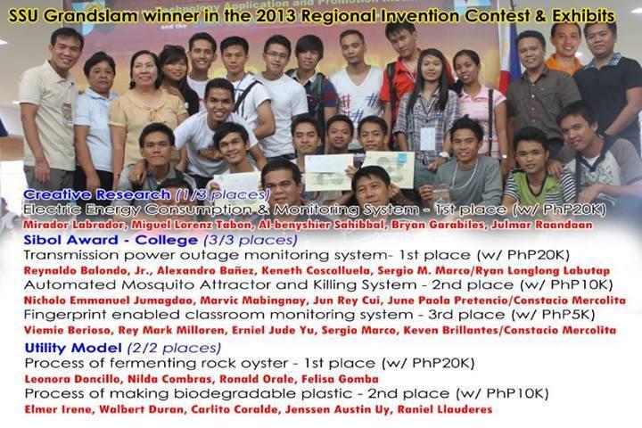 Student-inventors