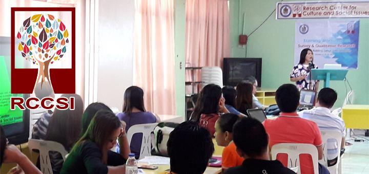 RCCSI training workshop