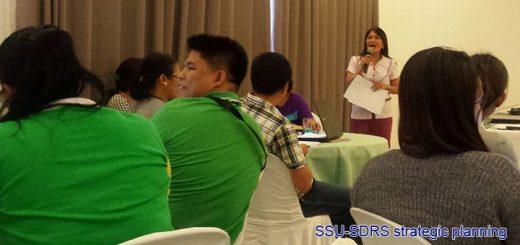 SDRS Planning
