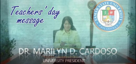president teachrs day 2016 message
