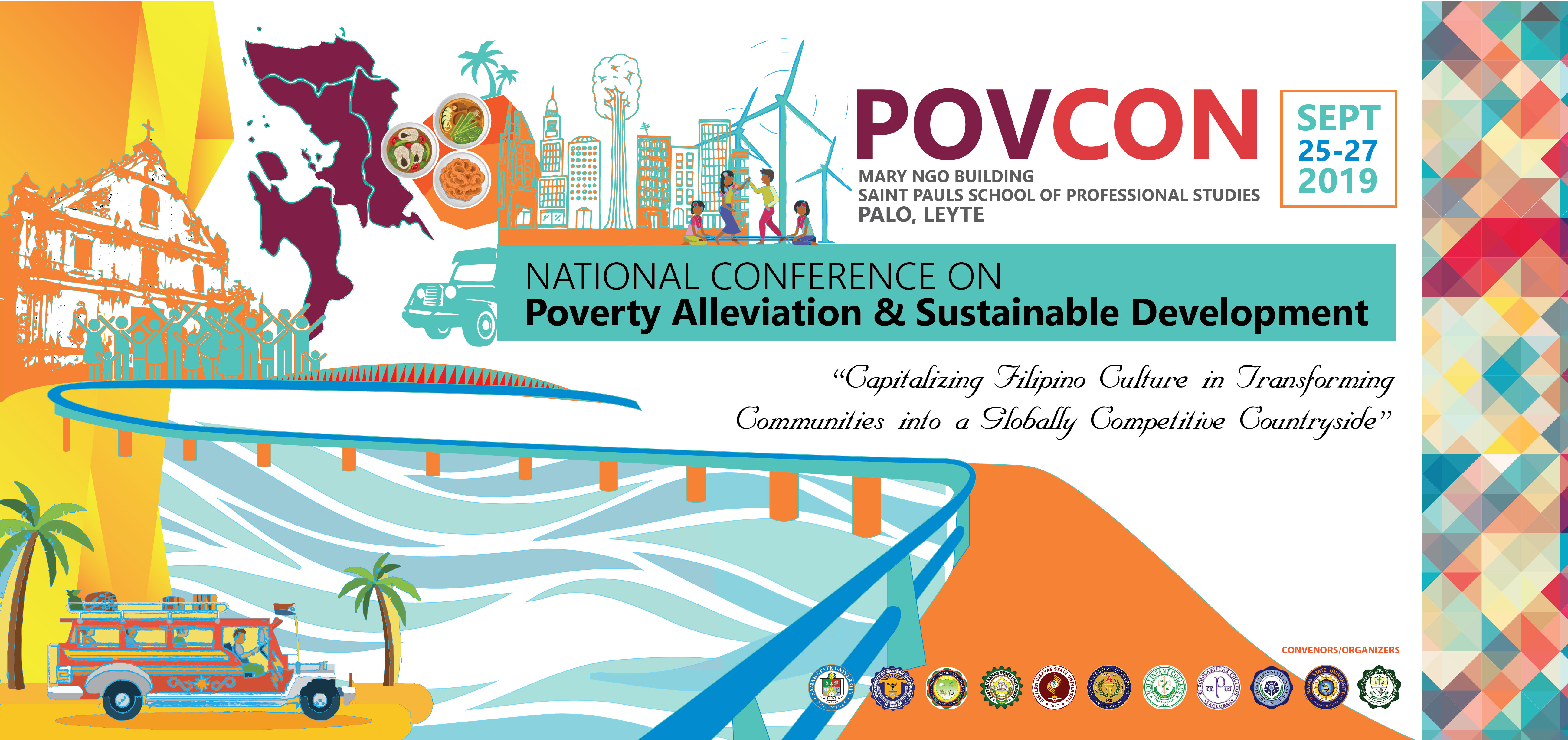 2019 National Conference on Poverty Alleviation & Sustainable Development